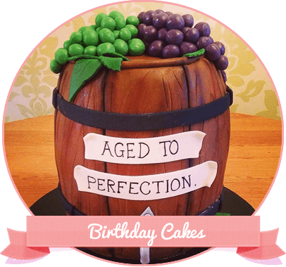 Click here to view our Birthday Cakes