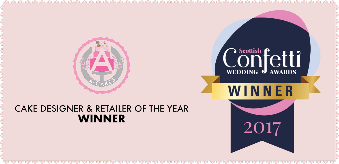 A-Cakes - Confetti Awards Winner 2017